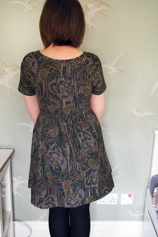Vintage Pledge dress