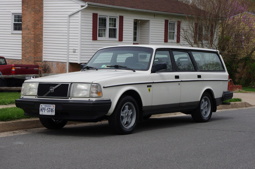 Mike S 1993 Volvo 240 Wagon Project Turbobricks Forums