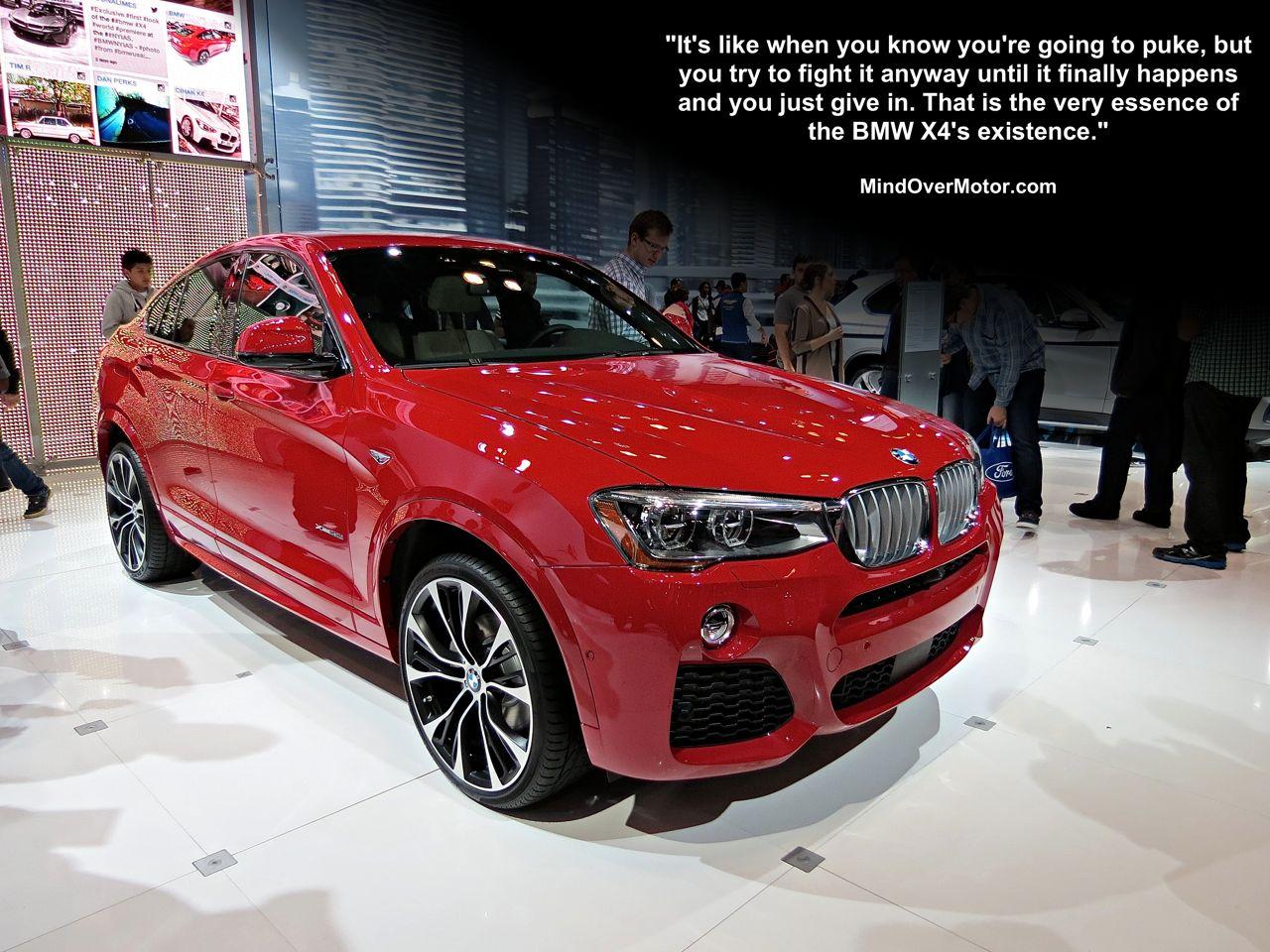 NYIAS 14 BMW X4