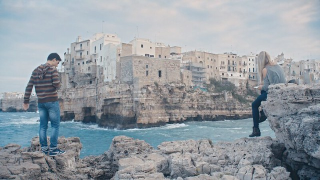 spot cornetto algida cupidity polignano video