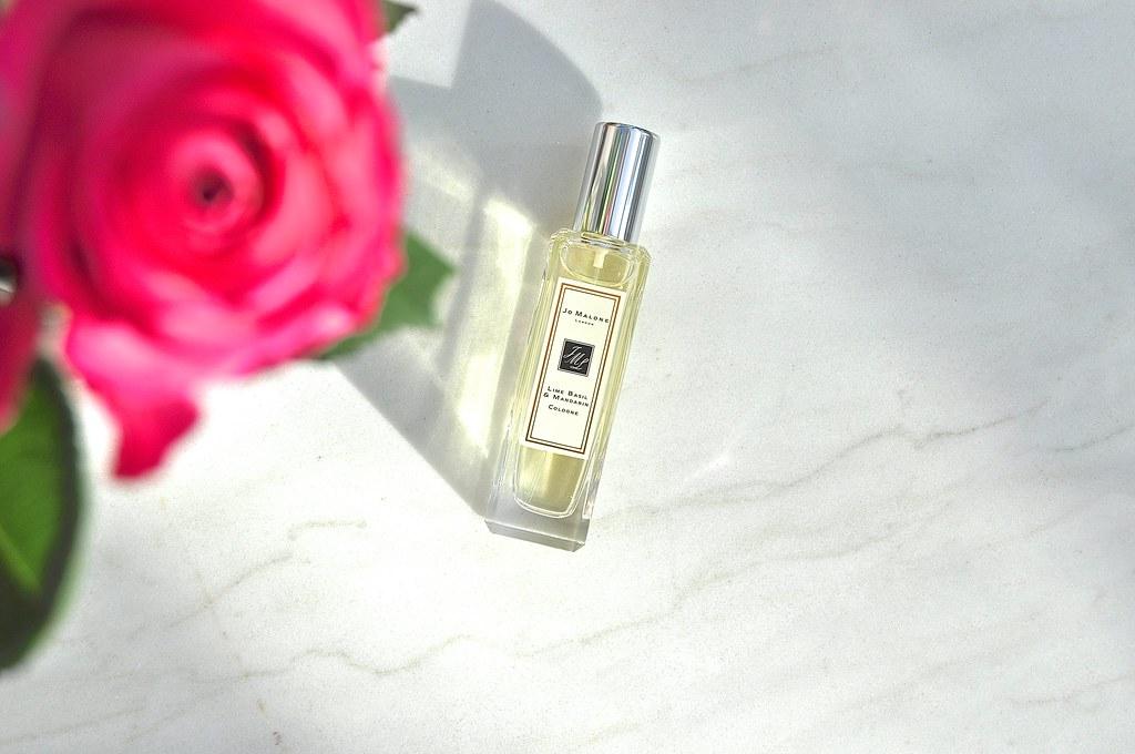 Jo Malone Lime Basil and Mandarin Cologne Perfume 5