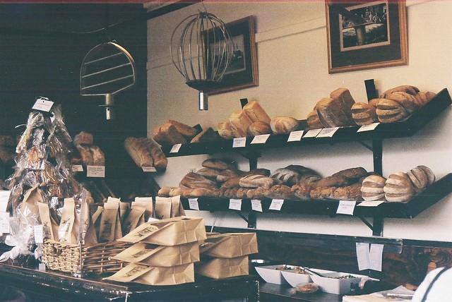 Jackman & McRoss bakery Hobart