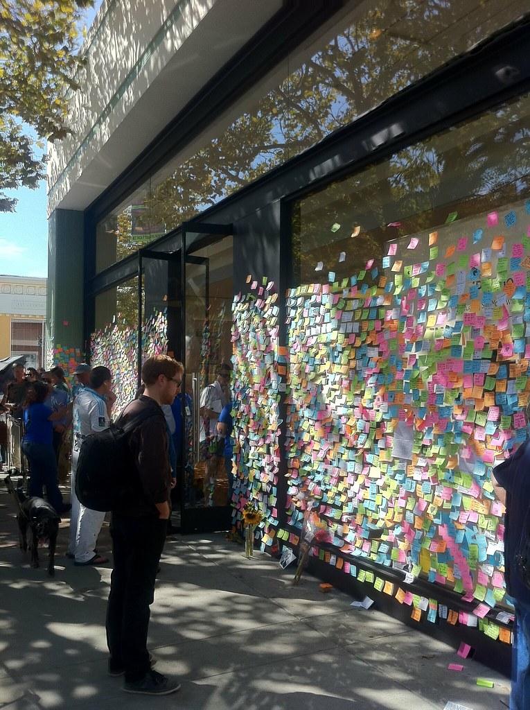 Apple Retail Store - Palo Alto, R.I.P.