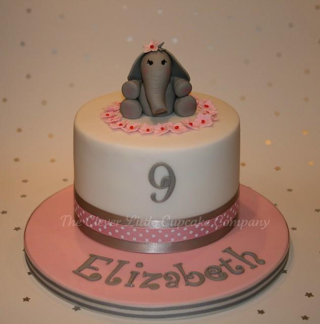 Images Of Elephant Cake : 6407739823_1a1cc0c583_z.jpg