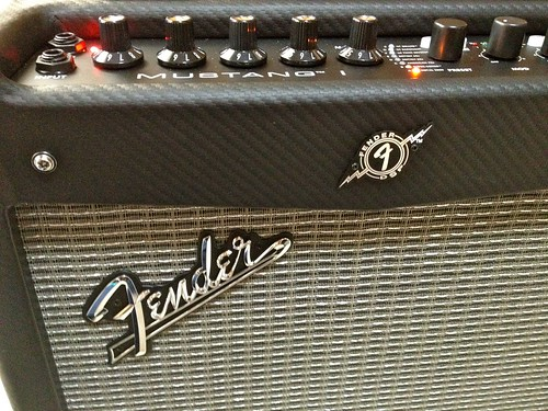 Fenderアンプ