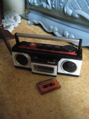 Vintage Cassete Recorder/Player