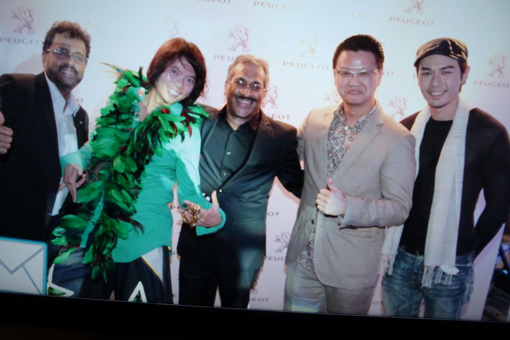 Dato56 Dato Kelenjeridze: Kee Hua Chee Live!: MIFA WITH DATO BERNARD CHANDRAN ON