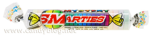 Mystery Smarties - Candy Blog