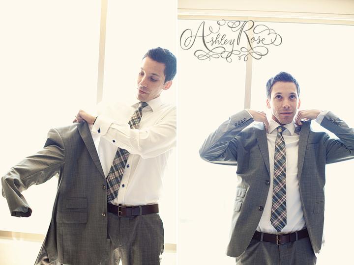 groomdressing