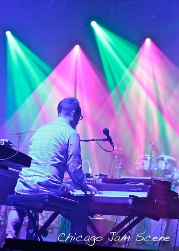 11.26.11 Umphrey's McGee, Cornmeal at Aragon Ballroom-43
