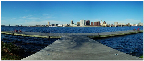 panorama nature water river cityscape charlesriver esplanade boardwalk stitched hs10 hs11