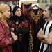 ThreeASFOUR  fashion designers trio visits  Bedouin village of Laqyia
