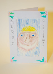 Help for Heroes Christmas cards for soldiers by Woodleigh School (30 of 34)