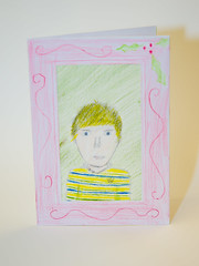 Help for Heroes Christmas cards for soldiers by Woodleigh School (32 of 34)
