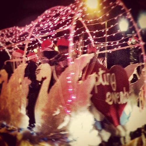 Athens Christmas Parade 2011