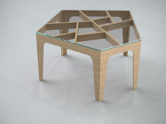 Chinese Lattice Coffee Table View 2 Flickr Photo Sharing