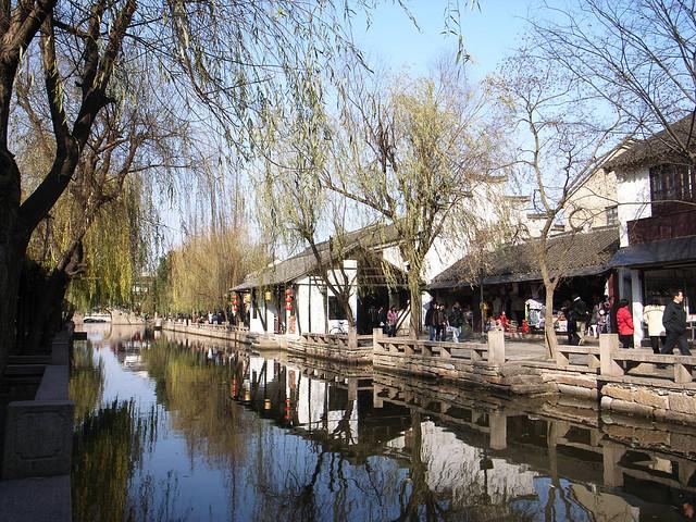 Zhouzhuang-canal-2-Chen-Zhao