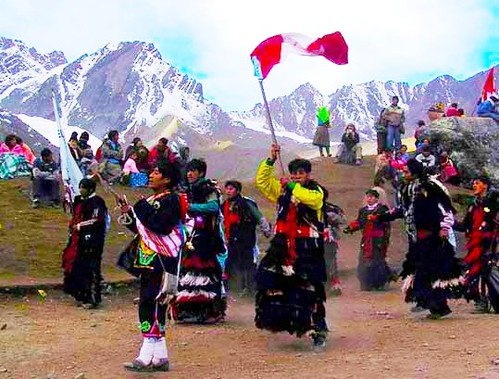 Bailes de una comunidad