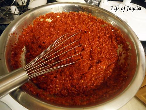 Kimchi Mixture 2