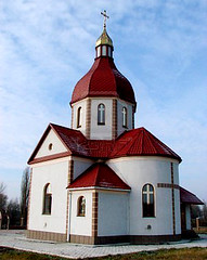 Ucrania, Iglesia pequeña