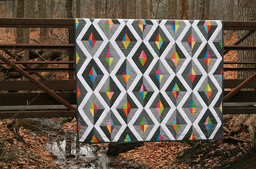 Prism : Quilt and Pattern for Quiltmaker Magazine ~ Fresh Lemons ... : masculine quilt designs - Adamdwight.com