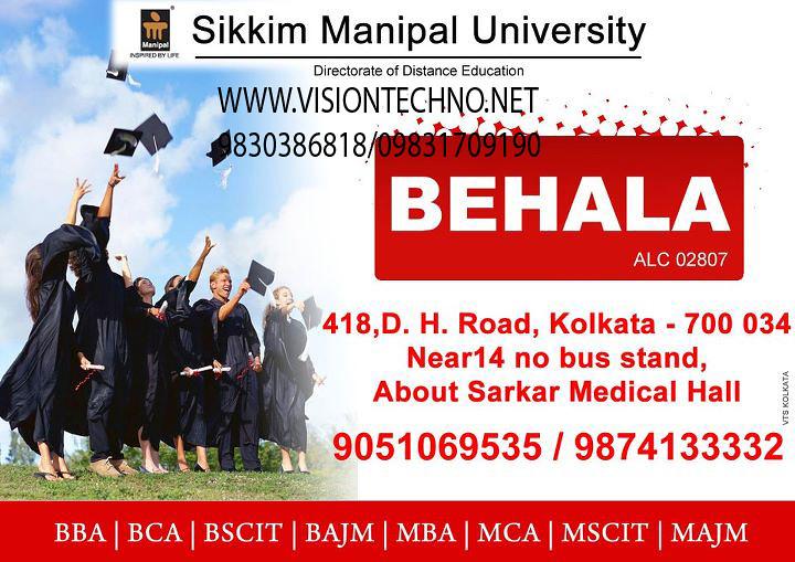 Sikkim Manipal University 1, Kolkata