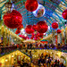 It's Christmas Time in Covent Garden! by Simone Della Fornace