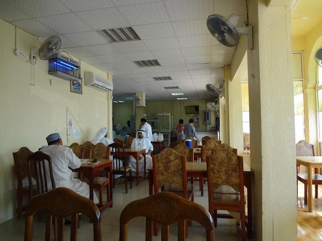 Onde comer em Khasab Omã