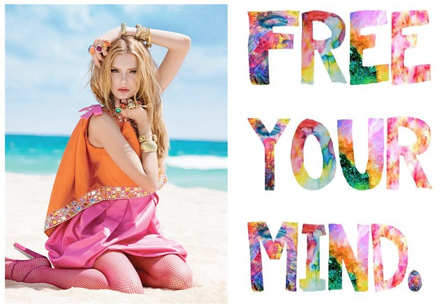 Bisous Chic Blog- Free your mind