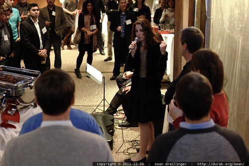 UCLA student and TEDxYouth@SanDiego host alum Maia Ferdman performs her poem    MG 3323