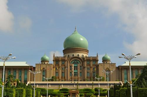 Government Building Kuala Lumpur