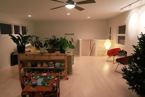 DeBord Residence - Living Room