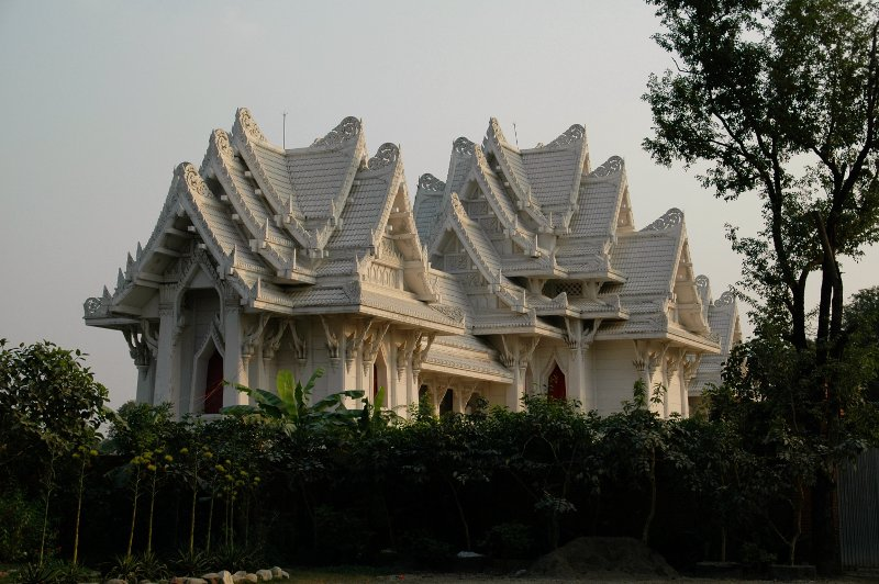 Rarara, van welk land is deze tempel?