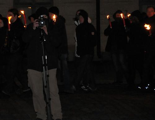 dokumenterad av den mörka sidan