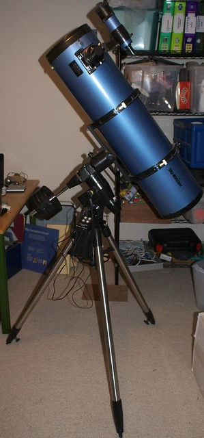 SkyWatcher Explorer 200 telescope