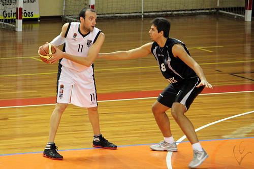 Vitória SC 69-75 Ovarense