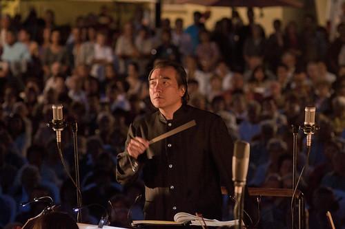 Izaki Maszahiro, karmester