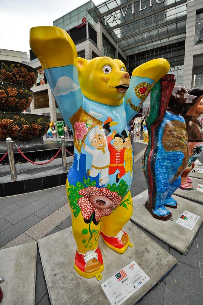 United Buddy Bears Exhibition 熊熊愛心連世界展覽 ...