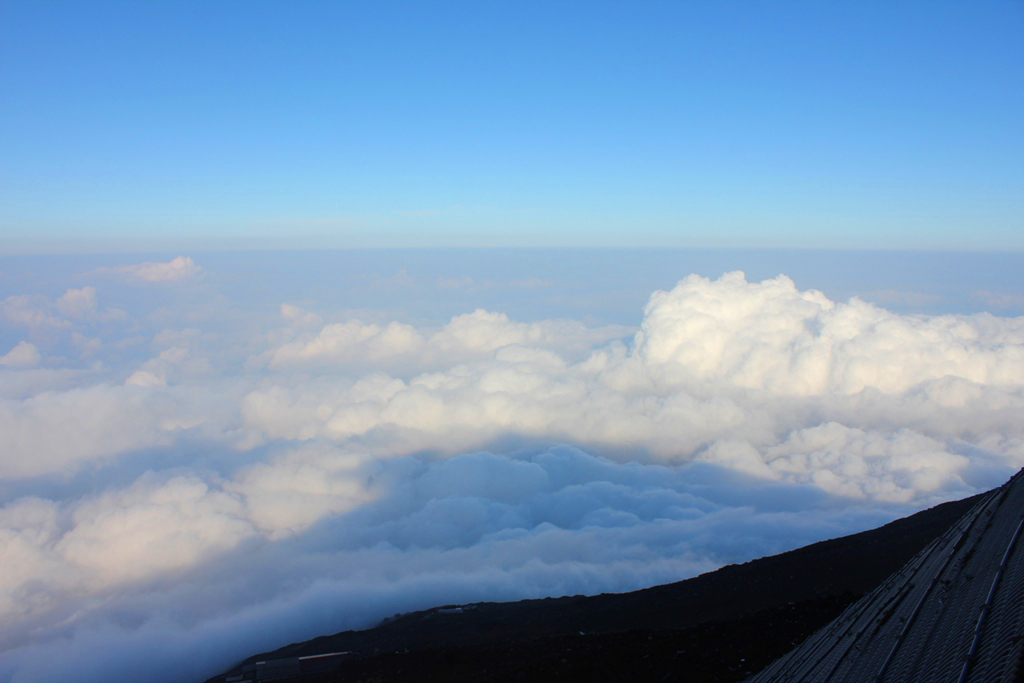 Mt. Fuji experience report (Yoshida route) Part2 (15)