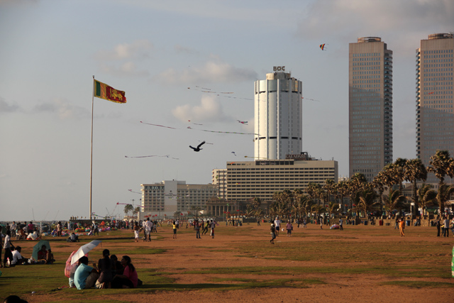 Fort of Colombo, Sri Lanka