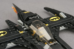6863 Batwing Battle Over Gotham City - Batwing 19
