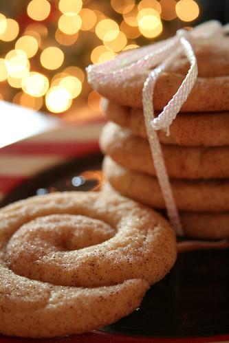 Cinna-Mas Roll Cookies.