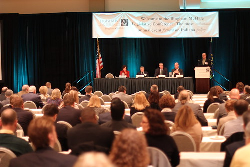 Legislative Conference Opening Session audience #4