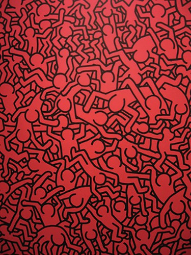Keith Haring art 5