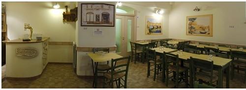 Roma | Restaurante Pizzería Baffetto | Interior
