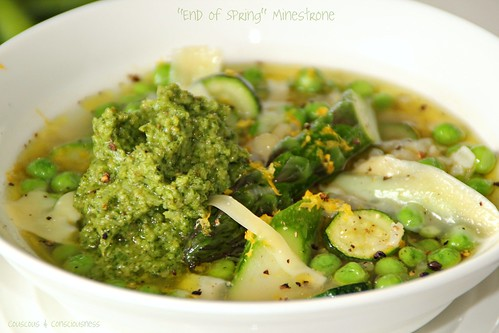"""End of Spring"" Minestrone 3"