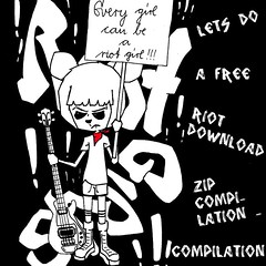 "Compilation 01 ""Riot Grrrl Is Not Dead!"""