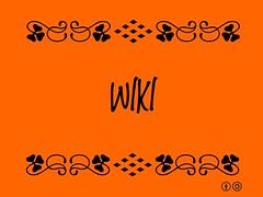 Buzzword Bingo: Wiki (2011)