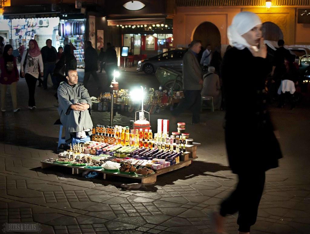 Life at Djemma El-Fna Square 4 sfb