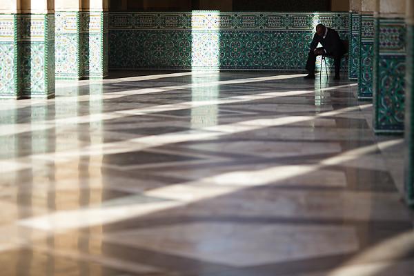 Maroc 2011 - Attente - Casablanca
